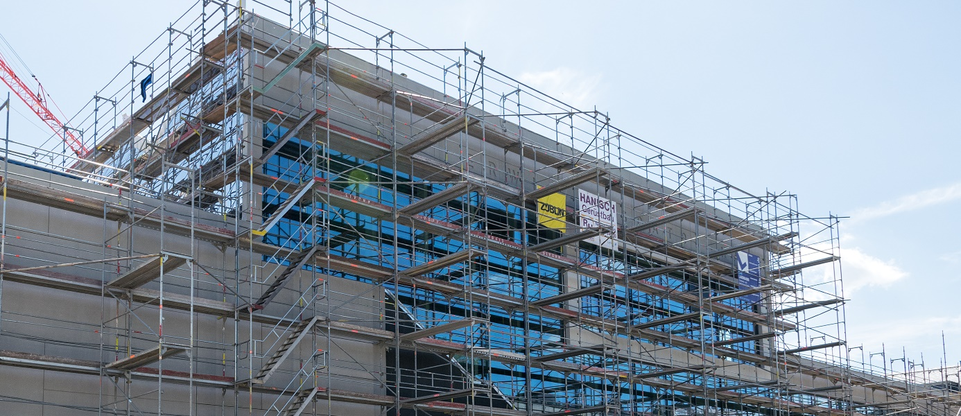 Commercial & Industrial Scaffolding